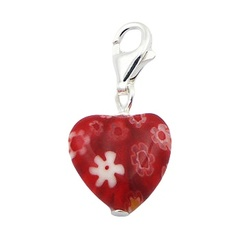 murano-glass-charms/red-murano-glass-heart