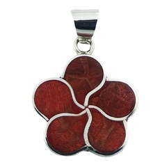 coral-pendants/sponge-coral-twirled-flower