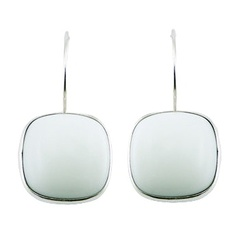 gemstone-drop-earrings/sterling-silver-white-hydro