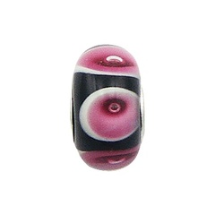 murano-glass-beads/intriguing-pinks-on-white