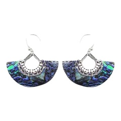 shell-dangle-earrings/handmade-925-silver-abalone
