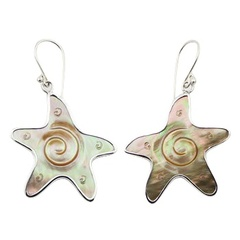 shell-dangle-earrings/stunning-engraved-rainbow-shell
