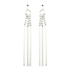 silver-chandelier-earrings/plain-sterling-silver-chandelier