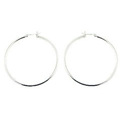 silver-hoop-earrings/60mm-round-tube-sterling