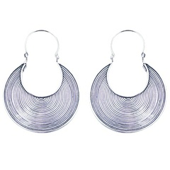 silver-hoop-earrings/sterling-silver-crescent-moon