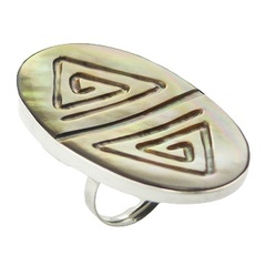 silver-shell-rings/gorgeous-oval-925-silver