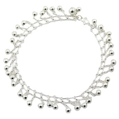 sterling-silver-anklets/linked-chain-sterling-silver