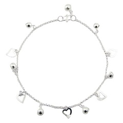 sterling-silver-anklets/open-floating-heart-_2