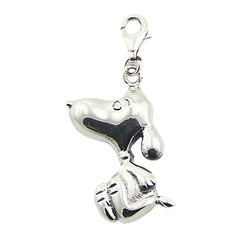 sterling-silver-charms/snoopy-dog-charm-on