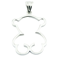 sterling-silver-pendants/cute-polished-sterling-silver