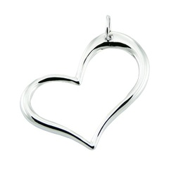 sterling-silver-pendants/sterling-silver-heart-pendant