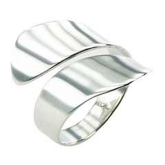 sterling-silver-rings/wide-adjustable-tapering-band