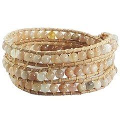 wrap-bracelets/sunstone-beads-on-beige